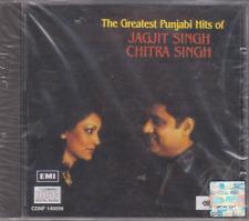 Greatest hits punjabi by jagjit chitra singh  [Cd] EMI / Uk made Cd rare Media