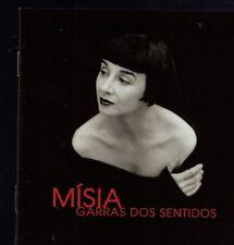 MISIA Garras Dos Sentidos CD