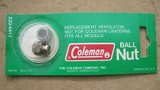 COLEMAN LANTERN BALL NUT 2-PACK FITS ALL COLEMAN LANTERNS KNURLED FOR GRIP NEW
