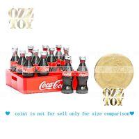 Add to Coles Stikeez 2 Mini Collectables ❤ Coke bottles & crate ❤ little shop