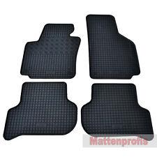 Mattenprofis Gummimatten Gummifußmatten für VW Golf Plus ab Bj.2005 - 2013