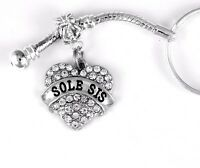 Sole Sister jewelry Sole Sister key chain Sole Sister gift Sole Sister Present
