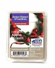 Better Homes & Gardens Scented Wax Cubes (Evergreen Apple Wreath, 2.5 Oz)