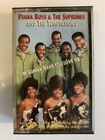 Diana Ross The Supremes Temptations I'm Gonna Make You Love Me (Cassette)
