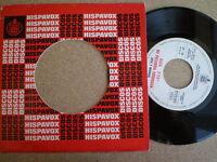 JOSE Y MANUEL Mi Pequeña Hermana +2 SPAIN PROM0 EP 1970 Soft Pop-Sike Marvel FY