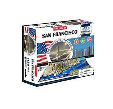 4D Cityscape San Francisco USA Puzzle Free Shipping