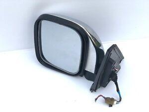 NEW OEM MITSUBISHI MONTERO PAJERO DOOR MIRROR 01-06 RH GLASS MR574728 SHOGUN