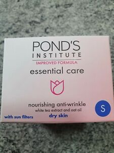 1 x PONDS NOURISHING ANTI WRINKLE FOR DRY SKIN 50ML (FREE DELIVERY)