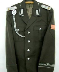 NVA Uniform-Jacke Gr.g 52  Friedrich Engels Fasching Ostalgie Schützenschnur DDR