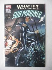 WHAT IF...? FEATURING SUB-MARINER VO NEUF / NEAR MINT / MINT