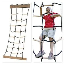 Playground Climbing Rope Net Swing Set Playset Kid Scramble Nylon Play Accessory