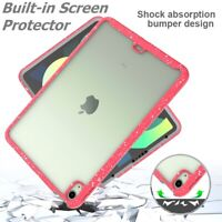 Case Cover For Apple iPad 7 8 Gen, Air 4 iPad Mini 4 5 Built-in Screen Protector