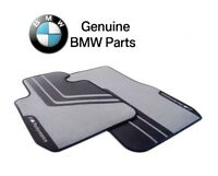For F25 X3 F26 X4 2016-2017 M Performance Front Floor Mats Set Genuine BMW