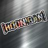 (1) HOONIGAN car Sticker Auto Race Drift JDM Decal Boost Tuner Honda STICKERBOMB