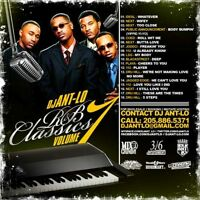 DJ ANT LO SOUL & R&B CLASSICS MIX CD VOL 7