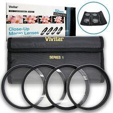 52MM Close Up Macro Lens Kit for Nikon D7100 D7200 D5500 D5300 D3300 D3100 D3200