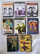 8x Laurel & Hardy Stan & Ollie Dick und Doof u.a.Hal Roach Platinum Collection