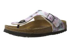 BIRKENSTOCK Papillio Gizeh Pixel Rose sandal SOFT footbed NORMAL US 6 EU 37