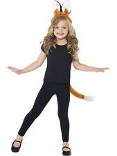 Fox Kit, One Size, Children's Animal Fancy Dress #AU