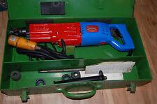 Baier BBH 290 martillo perforador con funda de transporte, 110v