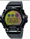 New Casio G-Shock Black Resin 25th Anniversary Mens Watch DW6900SP-1