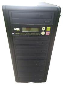 1:7 ACARD DVD CD Duplicator Tower Burner Multiple Disc Copier ACARD