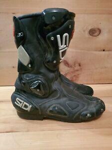 Sidi Vertebra ACS System Motocross Boots US 11 EUR 45