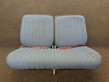 Cessna 182RG Seat Assy Rear Without Headrests  P/N 2214004-1
