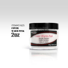 Supernail Professional Acrylic Powder - Cover Warm Pink 2oz #51625