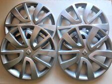 4 Radkappen Radzierblenden 15 zoll Original Renault Clio Fluence 15'' 403158763R