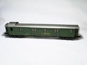 Märklin Wagon Van/ Wagon SBB Cff F40 18810 IN Ho