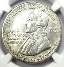 1928 Hawaiian Half Dollar 50C Hawaii Coin - NGC Uncirculated Details (UNC MS)!
