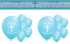 FIRST HOLY COMMUNION BOY PARTY PACK (19)