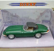DINKY Matchbox Jaguar E-Type Cabriolet MK 1 1/2 - 1968 DY-1B - 1/43 NEU & OVP