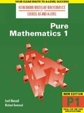 Pure Mathematics 1   (Heinemann Modular Mathematics for Edexcel AS & A-level):