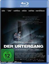 DER UNTERGANG (Bruno Ganz, Alexandra Maria Lara) Blu-ray Disc NEU+OVP