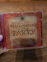 Hallmark Halloween Cocktail Party CD Music Songs and Spooky Sounds