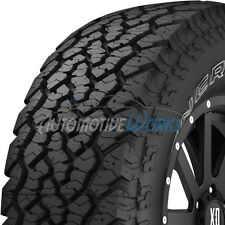 4 New 225/75-16 General Grabber AT2 All Terrain 640AB Tires 2257516
