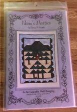 NANA'S PRETTIES BY NANCY & FRIENDS (In the Cascades Wall Hanging) 1998