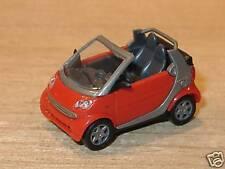 Busch Smart Cabrio rot/silber Sondermodell - 1:87
