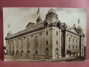 Old Postcard Denver CO City Auditorium