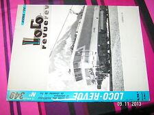 Loco Revue n°349 CC 21001 Set 141.P Plan 150 E Chaudiere Tubulaire Glacier expre