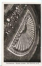 Hertfordshire Postcard - Verulamium - Roman Mosaic 2nd Century A.D.  A7365