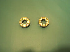 2 NEW CUTTER HEAD BEARINGS FOR CRAFTSMAN SEARS JOINTER PLANER MODEL 10323900