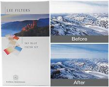 Lee Filters 100x150mm Graduated Sky Blue Set