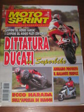 MOTOSPRINT 1996/44 TROY CORSER DUCATI WORLD CHAMPION