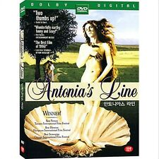 Antonia`s Line (1995) DVD - Marleen Gorris (NEW) / NO CASE (Only Cover & Disc)