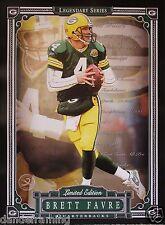 Brett Favre Packers Legendary Quarterback limited edition print Greg Gamble