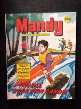 Vintage Mandy Magazine No 112 1987