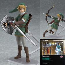 Figma 320 The Legend of Zelda LINK Twilight Princess Ver DX Edition Figure inbox